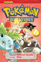 Pokémon adventures Vol. 2 / [English adaptation: Gerard Jones ; translation: Kaori Inoue]