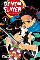 Demon slayer Volume 1. Cruelty /
