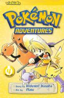 Pokémon adventures Vol. 4 / [English adaptation: Gerard Jones ; translation: Kaori Inoue]