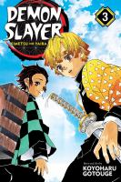 Demon slayer Volume 3. Believe in yourself /