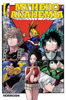 My hero academia Vol. 8